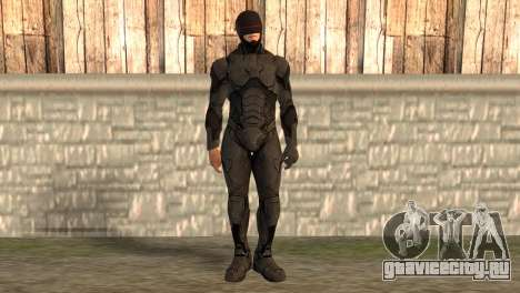 Robocop 2014 Movie Version для GTA San Andreas