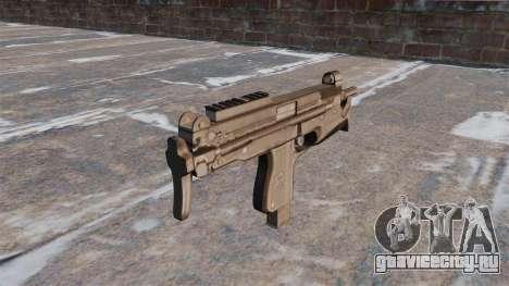 Пистолет-пулемёт PM-98 Glauberyt для GTA 4 второй скриншот