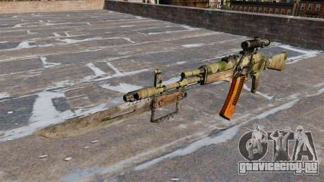 Автомат АК-47 для GTA 4
