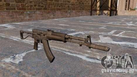 Автомат АЕК-973 для GTA 4