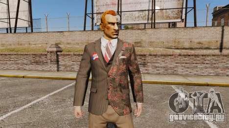 Харви Дент (Двуликий) для GTA 4