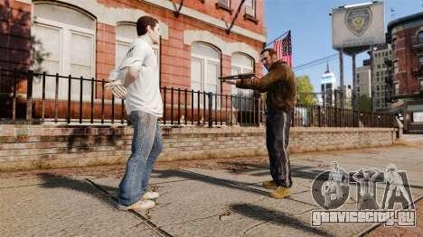 Заложники для GTA 4 второй скриншот