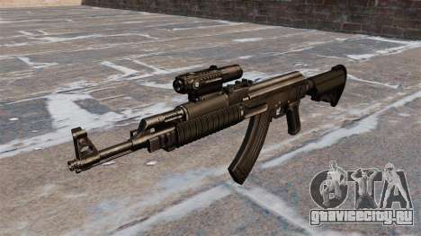 Автомат AK-47 Tactical Gear для GTA 4
