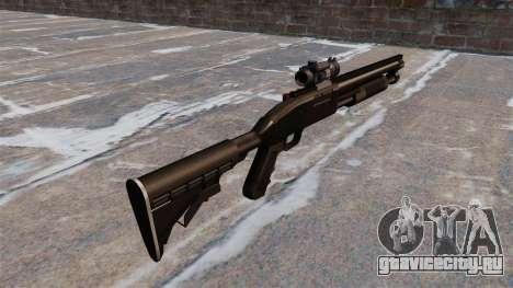 Тактический дробовик для GTA 4 второй скриншот