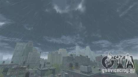 Погода Австралии для GTA 4