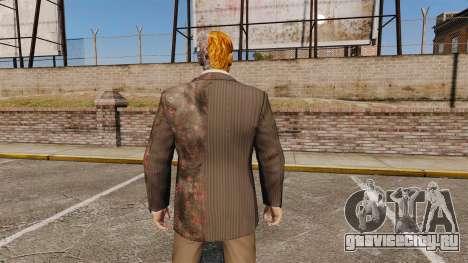 Харви Дент (Двуликий) для GTA 4 второй скриншот