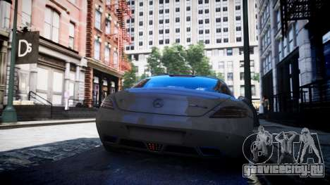 Direct Graphics для GTA 4 третий скриншот