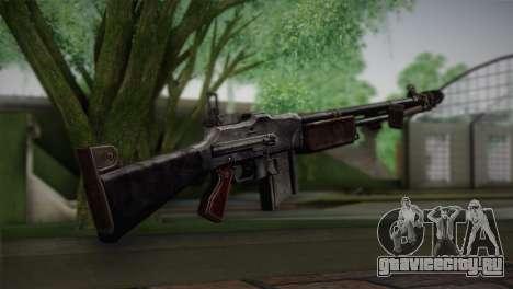 Browning M1918 для GTA San Andreas второй скриншот