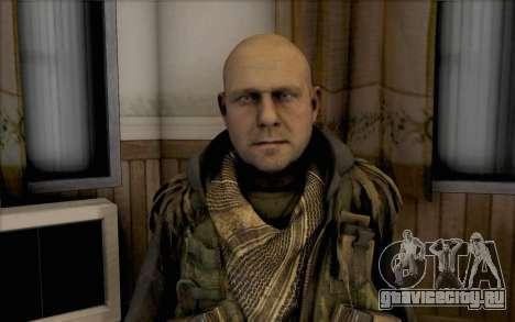 Псих из Crysis 3 для GTA San Andreas