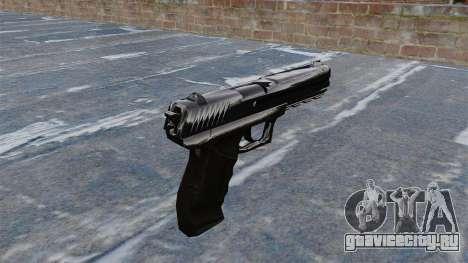 Пистолет Crysis 2 для GTA 4 второй скриншот