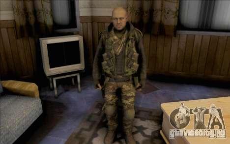 Псих из Crysis 3 для GTA San Andreas второй скриншот