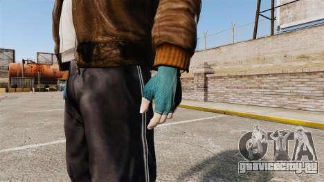 Перчатки для GTA 4
