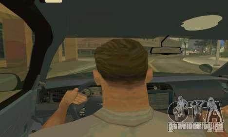 Ford Crown Victoria Police LV для GTA San Andreas двигатель
