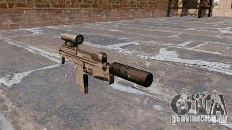 Пистолет-пулемёт PM-98 Glauberyt для GTA 4