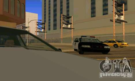 Ford Crown Victoria Police LV для GTA San Andreas колёса