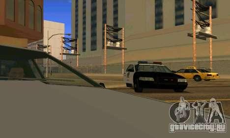 Ford Crown Victoria Police LV для GTA San Andreas колёса