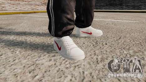 Кроссовки Nike Classics для GTA 4