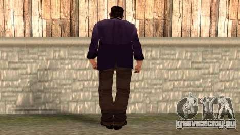Тони Киприани для GTA San Andreas второй скриншот