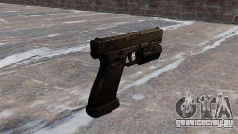 Самозарядный пистолет Glock 20 для GTA 4 второй скриншот