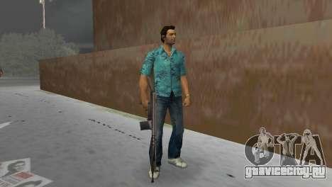 H&K G3A3 для GTA Vice City четвёртый скриншот