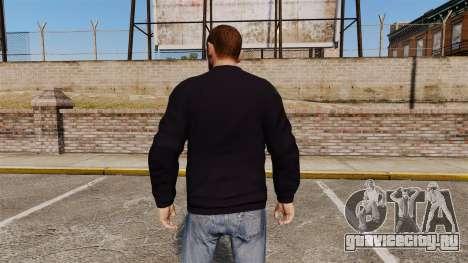 Свитер -Henleys- для GTA 4 второй скриншот