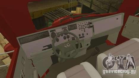 Мини-грузовик для GTA 4 вид сзади