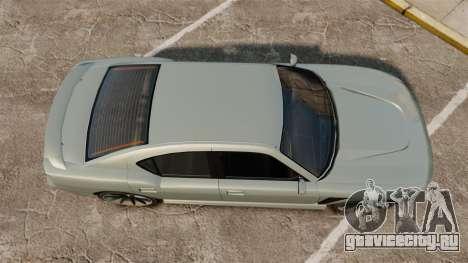 GTA V Bravado Buffalo STD8 для GTA 4 вид справа