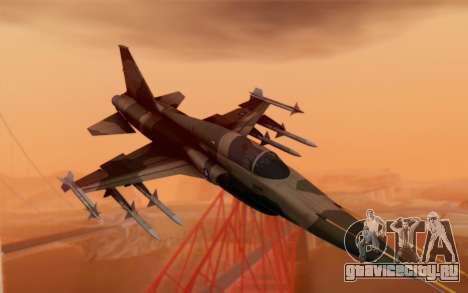 F-5 Tiger II для GTA San Andreas