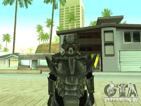 New skin from Fallout 3 для GTA San Andreas