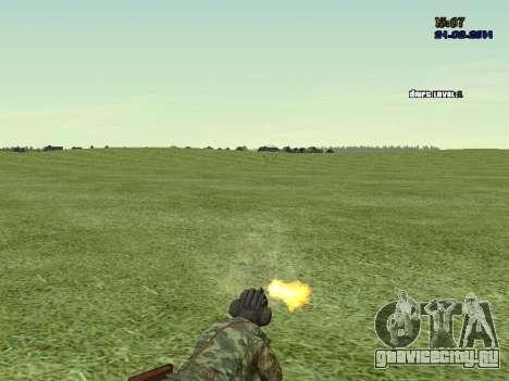 Танкист для GTA San Andreas пятый скриншот