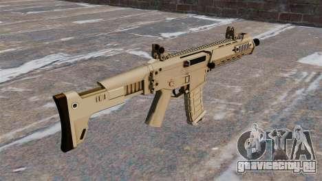 Штурмовая винтовка Magpul Masada для GTA 4 второй скриншот
