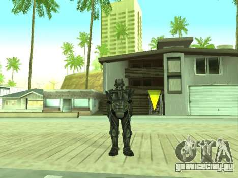 New skin from Fallout 3 для GTA San Andreas второй скриншот