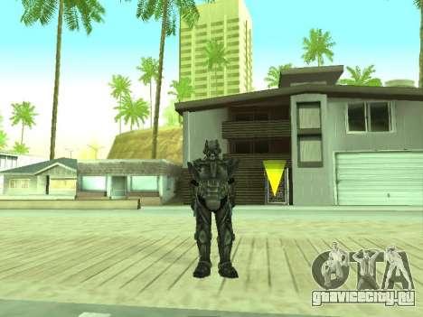 New skin from Fallout 3 для GTA San Andreas второй скриншот