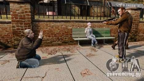 Заложники для GTA 4 третий скриншот