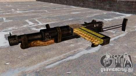 Автомат -Ублюдок- для GTA 4 третий скриншот
