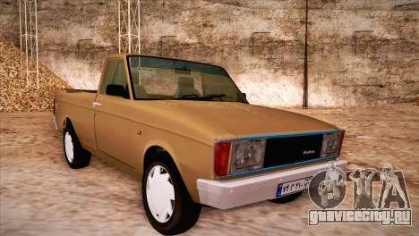 Ikco Paykan Pickup для GTA San Andreas