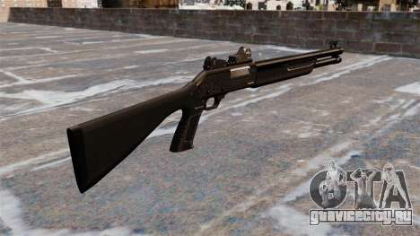 Тактический дробовик Fabarm SDASS Pro Forces для GTA 4 второй скриншот
