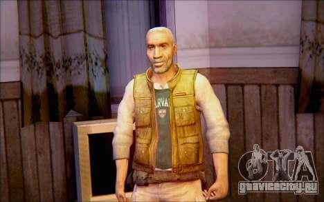 Илай из Half Life 2 для GTA San Andreas