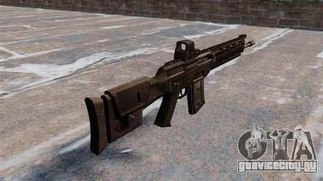 Автоматическая винтовка SIG SG 751 для GTA 4 второй скриншот