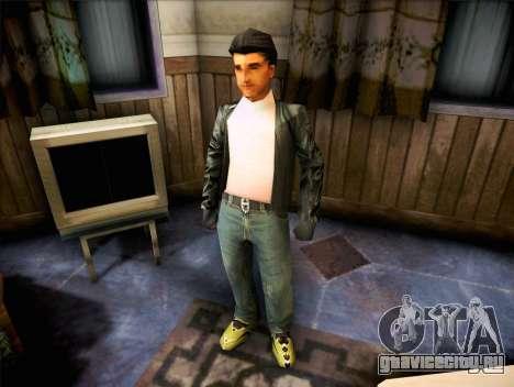 Бандит из GTA Vice City для GTA San Andreas