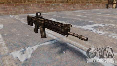 Автоматическая винтовка SIG SG 751 для GTA 4