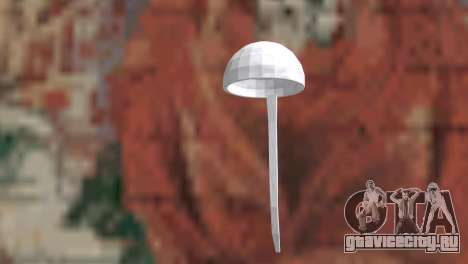 Поварёшка для GTA San Andreas второй скриншот