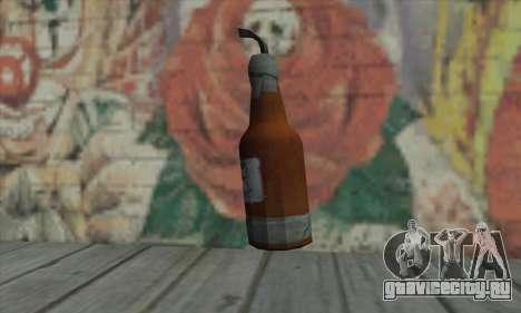Коктейль Молотова из GTA V для GTA San Andreas второй скриншот