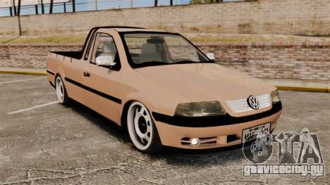 Volkswagen Saveiro G3 SuperSurf для GTA 4
