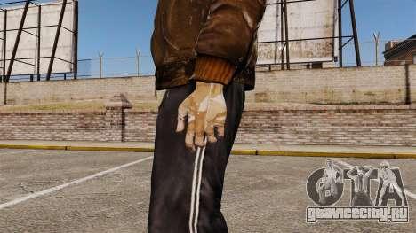 Перчатки для GTA 4 третий скриншот