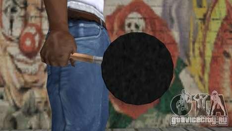 Сковородка для GTA San Andreas третий скриншот