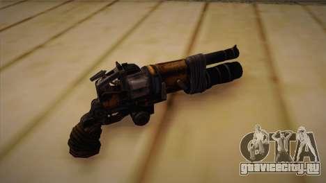Пистолет из Bulletstorm для GTA San Andreas второй скриншот