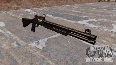 Тактический дробовик Fabarm SDASS Pro Forces для GTA 4