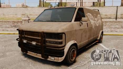GTA IV TLAD Gang Burrito для GTA 4