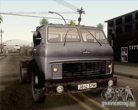 МАЗ 5431 для GTA San Andreas